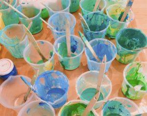 6月最終日 芸術の森教室 親子クラス